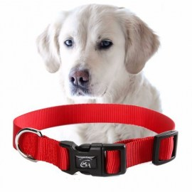 Red-Dog-Collar-Pet-Rope-Promotional-Dog-Collar-Promotion-Pet-Collar
